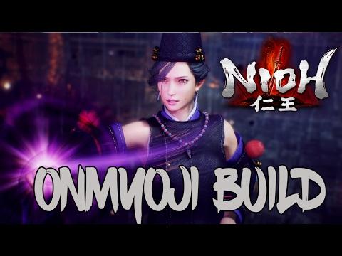Nioh - Onmyoji Build Livestream Part 2