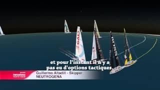(Français) -  Jour 9 -  Les actus du jour - Barcelona World Race
