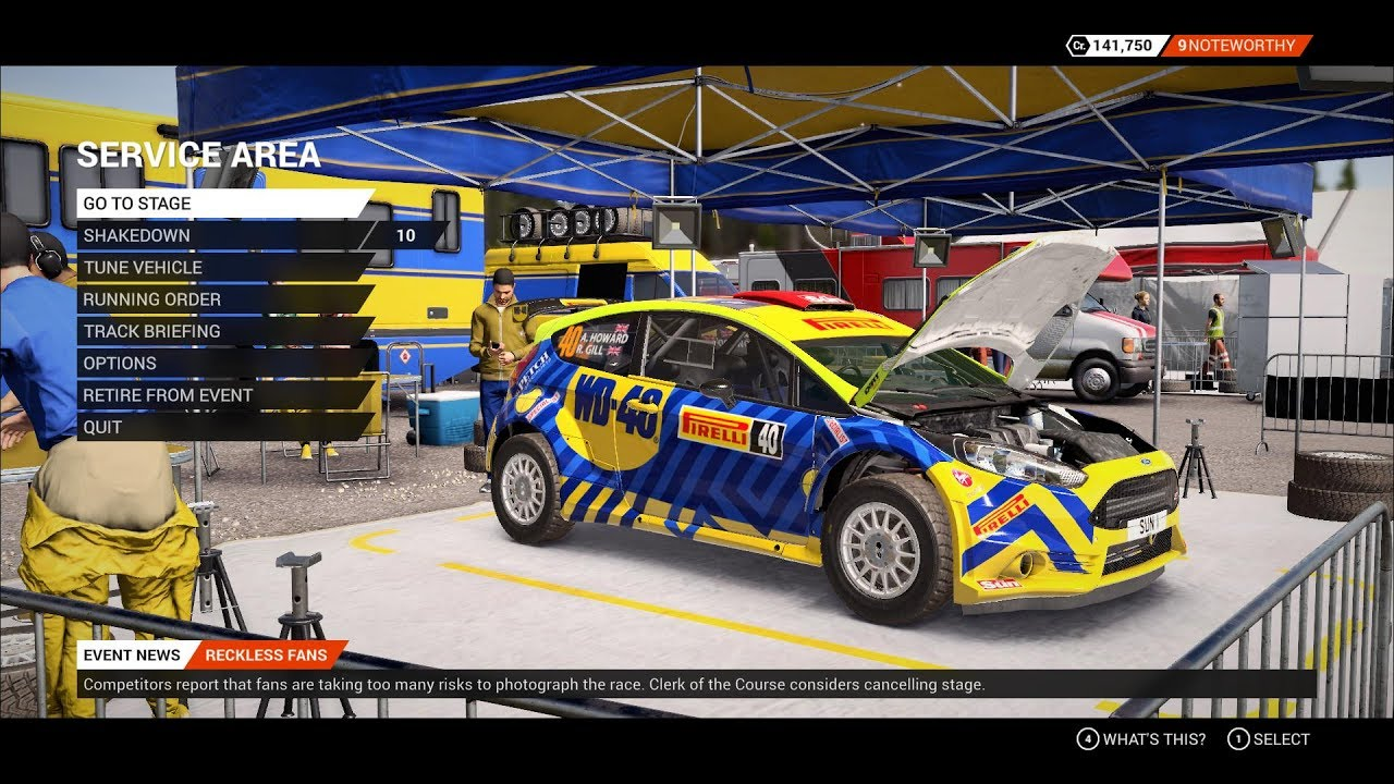 dirt 4 pc gameplay wales ford fiesta r5 ep 3 youtube. Black Bedroom Furniture Sets. Home Design Ideas