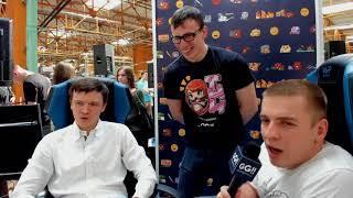 Стримфест 2018.Интервью с Rus Brain