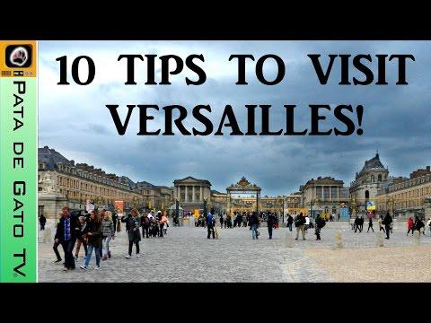 10 tips para visitar el Palacio de Versalles / 10 tips to visit Versailles Palace.