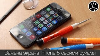видео Особенности замены батареи на iPhone 5s