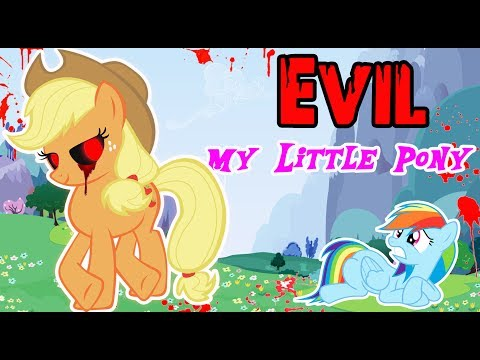 Evil MY Little Pony | The Spell
