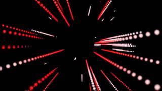 Rote Laser-ANIMATION Schwarzer Hintergrund FREE FOOTAGE HD