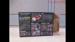 Transformers MP23 -Exhaust Stop Motion Review