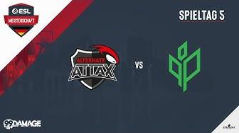 CS:GO - ALTERNATE aTTaX vs Sprout - ESL Sommermeisterschaft 2019 - Tag 5