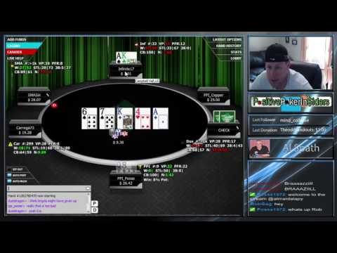 PPI_Posse NL25 on Full Flush 7/7/2016