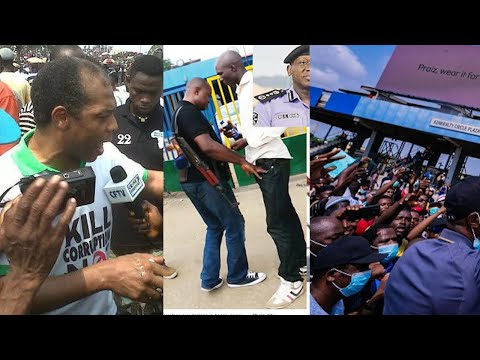 FEMI ANIKULAPO KUTI APPEAL TO LAGOS STATE POLICE TO STOP KILLING THE YOUTH PROTESTER AND END SARS