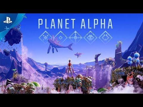 Planet Alpha - Announcement Trailer | PS4