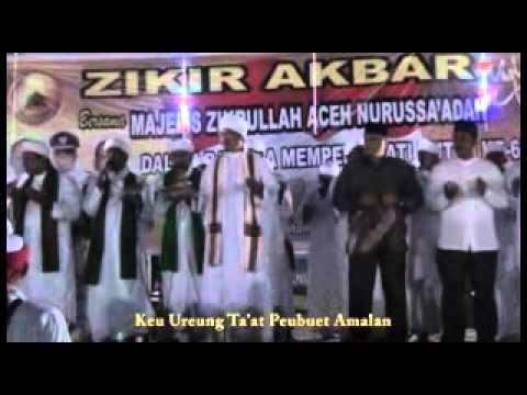 Nazam Aceh Mate mate