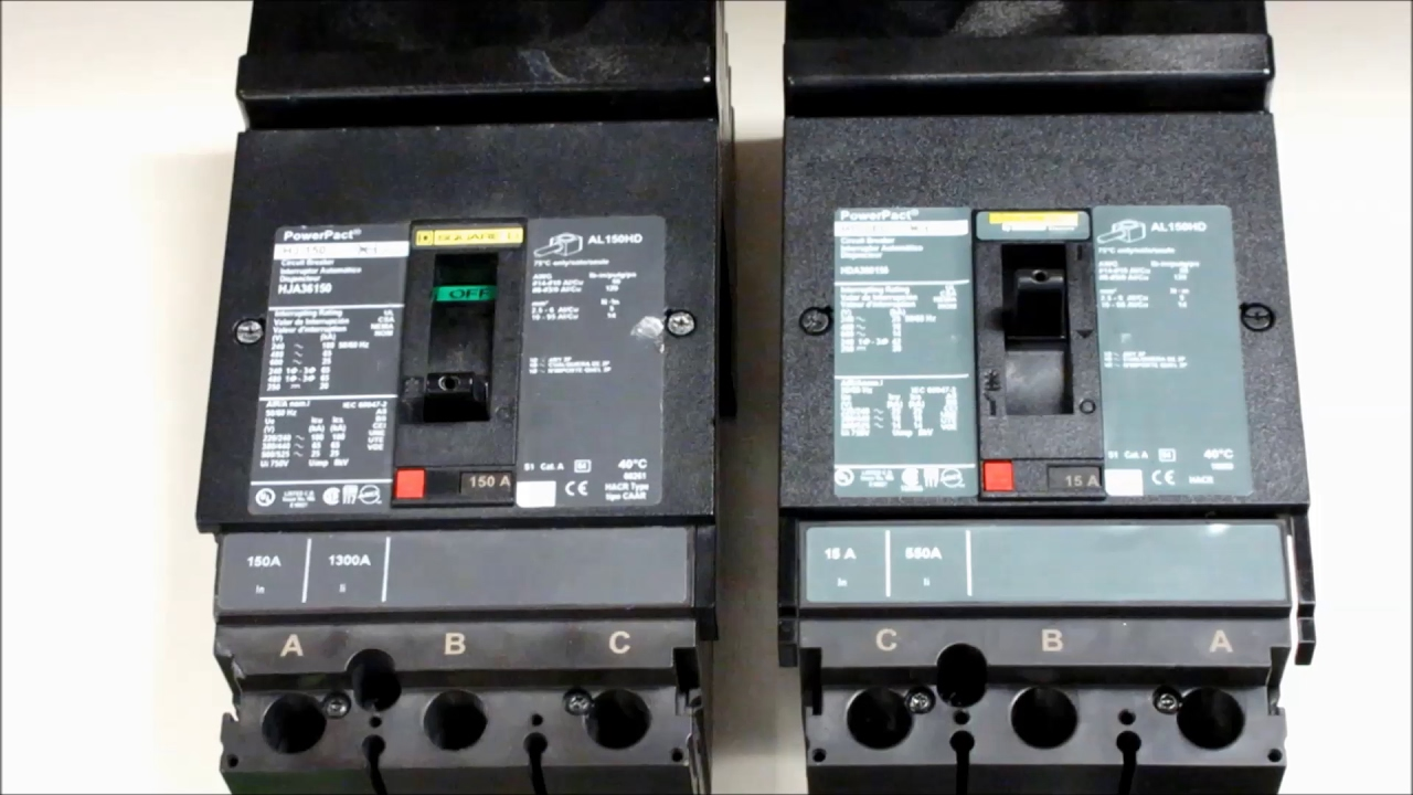 Comparing ABC and CBA Connections on I-Line™ Circuit Breakers ...