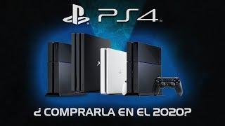 ¿Merecera la pena comprarse la PS4 en el 2020? | Opinión