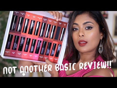 I see you LAKME! New MATTE REVOLUTION LIPSTICKS REVIEW, WEAR TEST & SWATCH