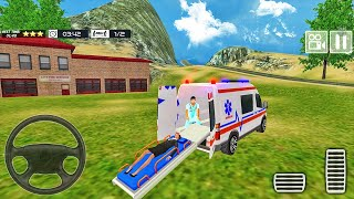 City Ambulance Rescue Driver #2 - 911 Emergency Helicopter Rescue - Android Gameplay