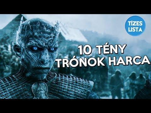 10 Trónok harca tény, amit valószínűleg nem tudtál videó letöltése