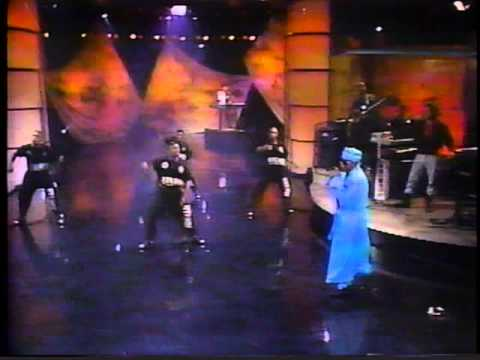 Kool Moe Dee - I Go To Work (live) - Arsenio Hall Show 1989
