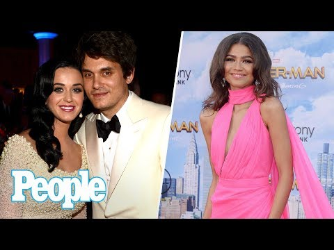 John Mayer Responds To Katy Perry Comments, Zendaya, Tom Holland On Spider-Man | People NOW | People