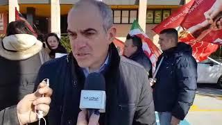 Sciopero lavoratori Trony: Cangiano (sindaco di Albenga)