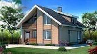 как построить красивый дом в майнкрафт N1 Ч1