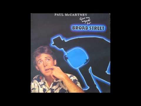 Paul McCartney - Give My Regards to Broad Street  [Full Album - Vinyl]