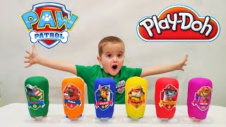 Learn colors in English. Paw Patrol. Учим цвета на английском. Щенячий патруль.