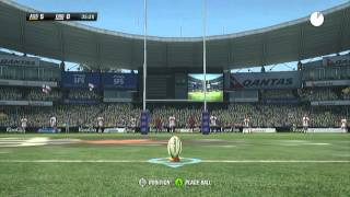 Jonah Lomu Rugby Challenge - First Impressions