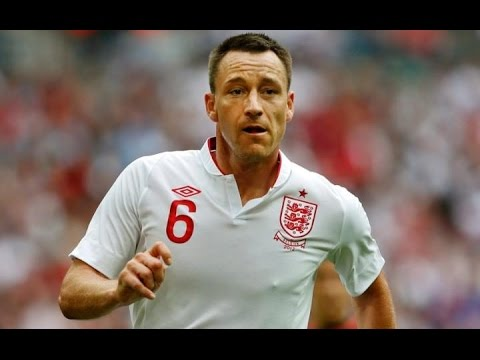 John Terry all England Goals