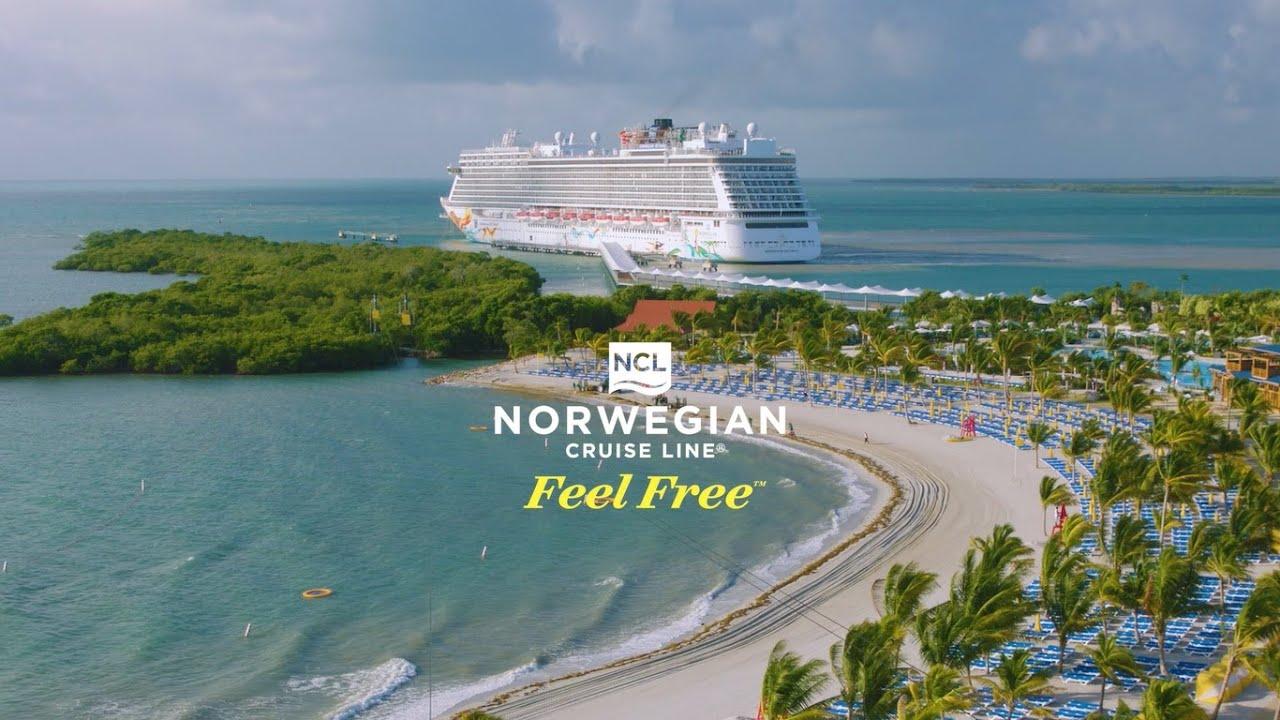 NCL カリブ海クルーズ