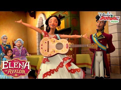 Home for Navidad Music Video | Elena of Avalor | Disney Junior