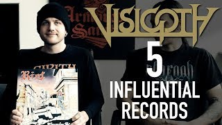 Visigoth - 5  Influential Records