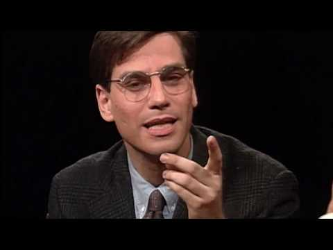 Aaron Sorkin interview on Charlie Rose (1993)