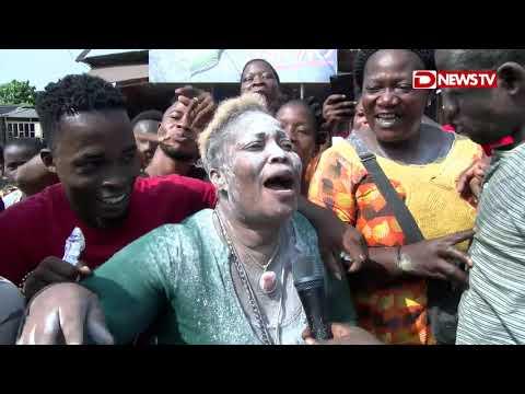 Dans l'Actualité / Liesse populaire à Yopougon suite à l'acquittement de Laurent Gbagbo