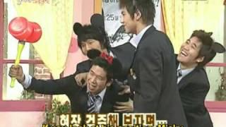 Video [ENG]catch the mouse game - Kim Jong Kook, MC Mong, dbsk - 1/2 download MP3, 3GP, MP4, WEBM, AVI, FLV November 2017