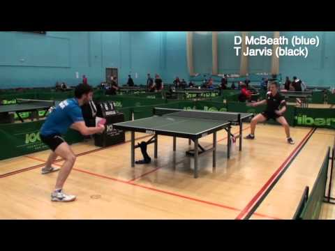 Bristol Grand Prix 2015-16 Men's Singles final