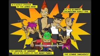 Zombie Smashers X2 - Battling Seizure Robots - Climax and Downfall
