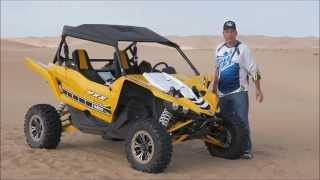 2016 Yamaha YXZ 1000r Side-x-Side Video Review