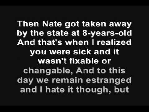 Eminem - Headlights ft. Nate Ruess Lyrics 2013 Full
