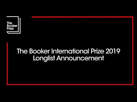 Man Booker International Prize 2019 Longlist Announced