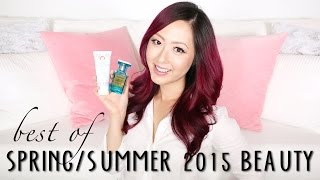 REVIEW | Best of SS15 Beauty! What's In My Makeup Bag