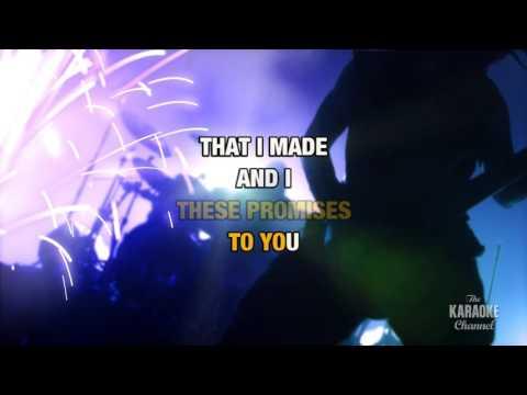 I'm Your Man in the style of Leonard Cohen | Karaoke with Lyrics