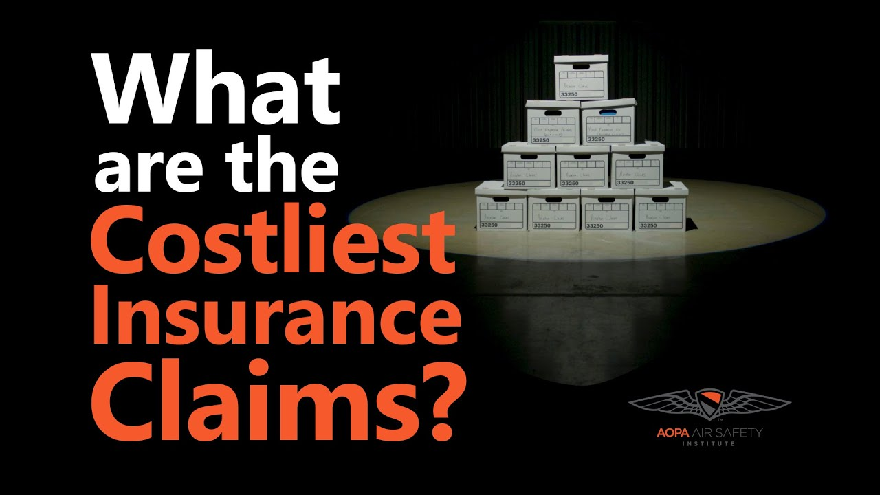 Reality Check: What are the Costliest Insurance Claims?