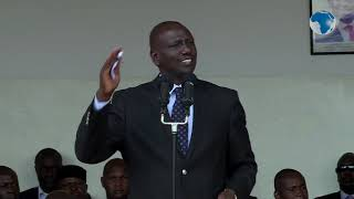 DP Ruto urges politicians to stop petty politics and focus on development agenda