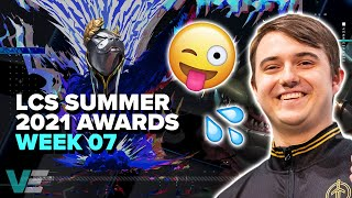 GG Ablazeolive DEVOURS the competition | LCS '21 AWARDS Summer Week 7