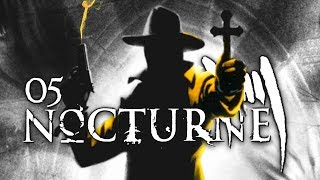 Nocturne (PL) #5 - Krowa zombie (Gameplay PL)