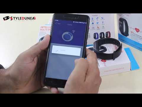 How To Connect M3 Smart Watch(Bangla) | M3 Smart Watch Review