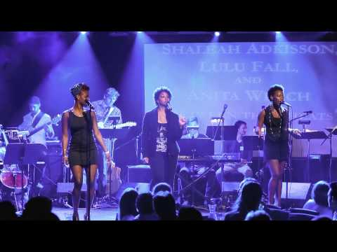 "Anita Welch, Shaleah Adkisson & Lulu Fall- ""Between the Cheats"" at Broadway Sings Amy Winehouse"