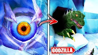 Fortnite GODZILLA EVENT! - Everything YOU NEED TO KNOW! (POLAR PEAK EVENT SECRETS)