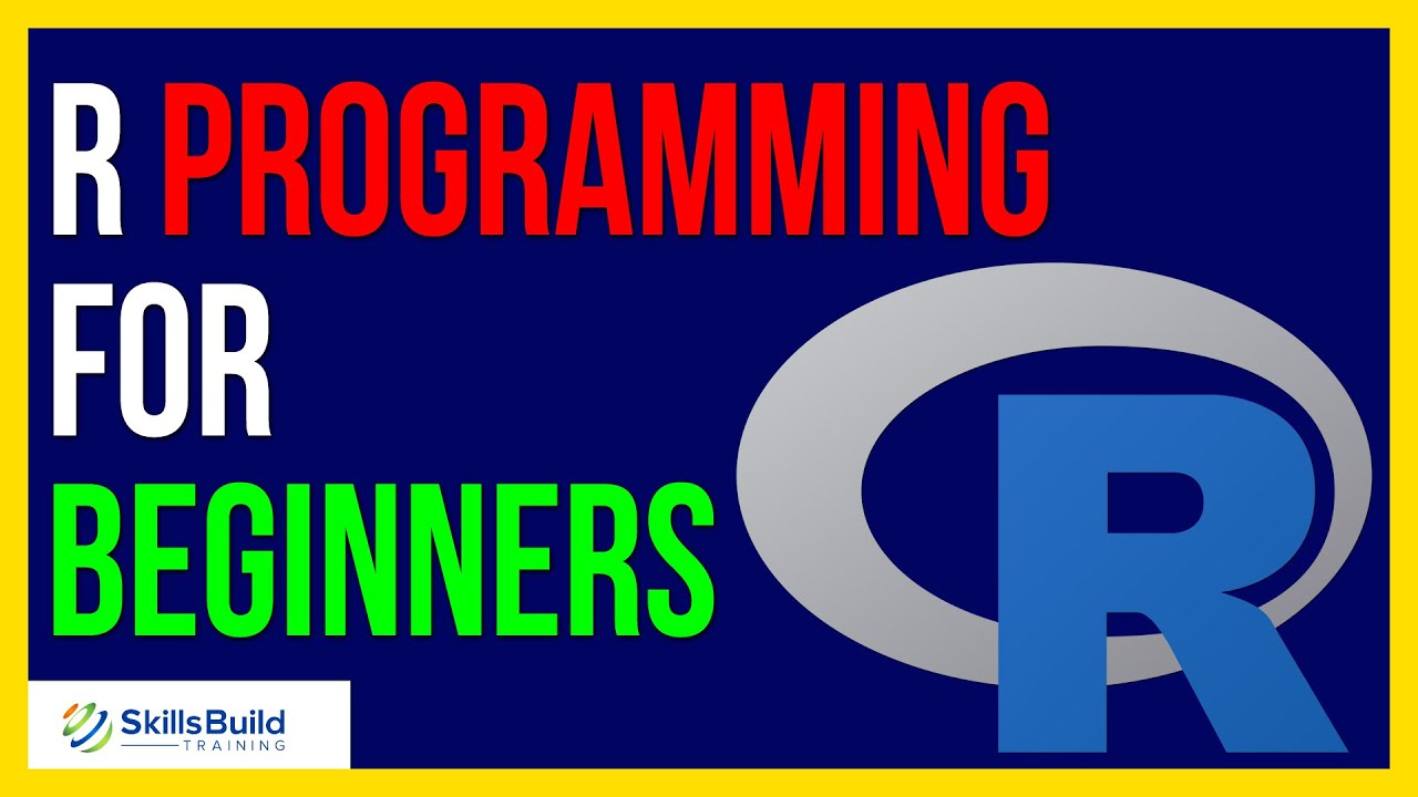 R Programming Tutorial for Beginners | Learn the Basics of R Programming | R & RStudio Tutorial