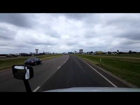 Bigrigtravels Live! Colby, Kansas to Limon, Colorado Interstate 70 July 3, 2016