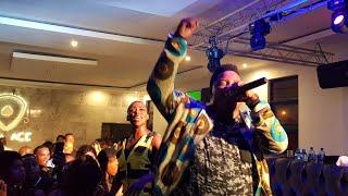 Dladla Mshunqisi - Pakisha live @ Kwa Ace, Khayelitsha, Cape Town opholamedia